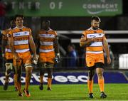 16 February 2019; Jackques Du Toit of Toyota Cheetahs looks dejected following the Guinness PRO14 Round 15 match between Connacht and Toyota Cheetahs at The Sportsground in Galway. Photo by Harry Murphy/Sportsfile