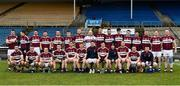 16 February 2019; The Mullinalaghta St Columba's squad prior to the AIB GAA Football All-Ireland Senior Club Championship Semi-Final match between Mullinalaghta St Columba's and Dr Crokes at Semple Stadium in Thurles, Tipperary. Photo by Seb Daly/Sportsfile