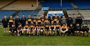 16 February 2019; The Dr Crokes squad prior to the AIB GAA Football All-Ireland Senior Club Championship Semi-Final match between Mullinalaghta St Columba's and Dr Crokes at Semple Stadium in Thurles, Tipperary. Photo by Seb Daly/Sportsfile