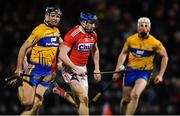16 February 2019; Conor Lehane of Cork gets past Cathal Malone of Clare during the Allianz Hurling League Division 1A Round 3 match between Cork and Clare at Páirc Uí Rinn in Cork. Photo by Piaras Ó Mídheach/Sportsfile
