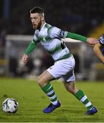 15 February 2019; Jack Byrne of Shamrock Rovers during the SSE Airtricity League Premier Division match between Waterford and Shamrock Rovers at the RSC in Waterford. Photo by Matt Browne/Sportsfile