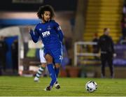 15 February 2019; Bastien Hery of Waterford during the SSE Airtricity League Premier Division match between Waterford and Shamrock Rovers at the RSC in Waterford. Photo by Matt Browne/Sportsfile