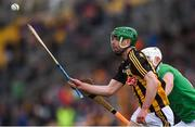 17 February 2019; Tommy Walsh of Kilkenny gets away from Aaron Gillane of Limerick during the Allianz Hurling League Division 1A Round 3 match between Kilkenny and Limerick at Nowlan Park in Kilkenny. Photo by Piaras Ó Mídheach/Sportsfile