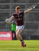 17 February 2019; Peter Cooke of NUIG during the Electric Ireland Sigerson Cup semi-final match between University College Cork and National University of Ireland, Galway at Mallow GAA in Mallow, Cork. Photo by Seb Daly/Sportsfile