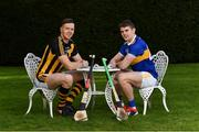 18 February 2019; Walter Walsh of Kilkenny and Ronan Maher of Tipperary during an Allianz Hurling League Media Event at the Anner Hotel in Thurles, Co. Tipperary, ahead of the Allianz League Division 1A game between Tipperary and Kilkenny at 2pm in Semple Stadium on Sunday 24th February. Photo by Diarmuid Greene/Sportsfile