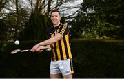 18 February 2019; Walter Walsh of Kilkenny during an Allianz Hurling League Media Event at the Anner Hotel in Thurles, Co. Tipperary, ahead of the Allianz League Division 1A game between Tipperary and Kilkenny at 2pm in Semple Stadium on Sunday 24th February. Photo by Diarmuid Greene/Sportsfile