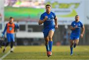 16 February 2019; Adam Byrne of Leinster during the Guinness PRO14 Round 15 match between Zebre and Leinster at the Luigi Zaffanella Stadium in Viadana, Italy. Photo by Ramsey Cardy/Sportsfile