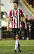 15 February 2019; Josh Kerr of Derry City during the SSE Airtricity League Premier Division match between Derry City and UCD at the Ryan McBride Brandywell Stadium in Derry. Photo by Oliver McVeigh/Sportsfile