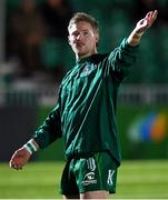 22 February 2019; Kieran Marmion of Connacht prior to the Guinness PRO14 Round 16 match between Glasgow Warriors and Connacht at Scotstoun Stadium in Glasgow, Scotland. Photo by Ross Parker/Sportsfile