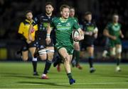 22 February 2019; Kieran Marmion of Connacht during the Guinness PRO14 Round 16 match between Glasgow Warriors and Connacht at Scotstoun Stadium in Glasgow, Scotland. Photo by Ross Parker/Sportsfile