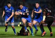 22 February 2019; Andrew Porter of Leinster in action against Meli Rokoua, right, and Martinus Burger of Southern Kings during the Guinness PRO14 Round 16 match between Leinster and Southern Kings at the RDS Arena in Dublin. Photo by David Fitzgerald/Sportsfile