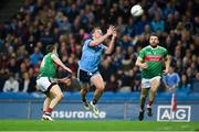 23 February 2019; Ciarán Kilkenny in action against Keith Higgins of Mayo during the Allianz Football League Division 1 Round 4 match between Dublin and Mayo at Croke Park in Dublin. Photo by Daire Brennan/Sportsfile