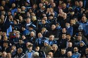 23 February 2019; A section of the 35, 213 attendance watch the game from Hill 16 during the Allianz Football League Division 1 Round 4 match between Dublin and Mayo at Croke Park in Dublin. Photo by Ray McManus/Sportsfile
