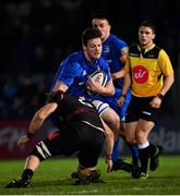 22 February 2019; Jack Dunne of Leinster is tackled by Henry Brown of Southern Kings during the Guinness PRO14 Round 16 match between Leinster and Southern Kings at the RDS Arena in Dublin. Photo by Ramsey Cardy/Sportsfile