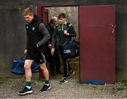 24 February 2019; Tommy Walsh of Kerry arrives prior to the Allianz Football League Division 1 Round 4 match between Galway and Kerry at Tuam Stadium in Tuam, Galway.  Photo by Stephen McCarthy/Sportsfile