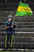 24 February 2019; Kerry supporter Sean Cox, from Kilcummin GAA Club, prior to the Allianz Football League Division 1 Round 4 match between Galway and Kerry at Tuam Stadium in Tuam, Galway.  Photo by Stephen McCarthy/Sportsfile