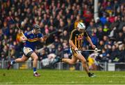 24 February 2019; Padraig Walsh of Kilkenny in action against Willie Connors of Tipperary during the Allianz Hurling League Division 1A Round 4 match between Tipperary and Kilkenny at Semple Stadium in Thurles, Co Tipperary. Photo by Ray McManus/Sportsfile