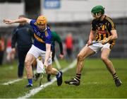 24 February 2019; Jake Morris of Tipperary in action against Tommy Walsh of Kilkenny during the Allianz Hurling League Division 1A Round 4 match between Tipperary and Kilkenny at Semple Stadium in Thurles, Co Tipperary. Photo by Ray McManus/Sportsfile