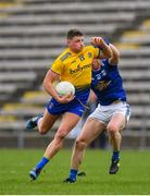 24 February 2019; Conor Cox of Roscommon in action against Martin Reilly of Cavan during the Allianz Football League Division 1 Round 4 match between Cavan and Roscommon at the Kingspan Breffni Park in Cavan. Photo by Seb Daly/Sportsfile