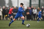 24 February 2019; Ben Tully of Cavan/Monaghan during the SFAI SUBWAY Liam Miller Cup Championship Final match between Mayo and Cavan/ Monaghan at Mullingar Athletic FC in Gainestown, Mullingar, Co. Westmeath. Photo by Sam Barnes/Sportsfile
