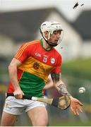 24 February 2019; James Doyle of Carlow during the Allianz Hurling League Division 1B Round 4 match between Carlow and Laois at Netwatch Cullen Park in Carlow. Photo by Harry Murphy/Sportsfile