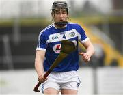 24 February 2019; Donnacha Hartnett of Laois during the Allianz Hurling League Division 1B Round 4 match between Carlow and Laois at Netwatch Cullen Park in Carlow. Photo by Harry Murphy/Sportsfile