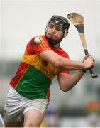 24 February 2019; John Mchael Nolan of Carlow during the Allianz Hurling League Division 1B Round 4 match between Carlow and Laois at Netwatch Cullen Park in Carlow. Photo by Harry Murphy/Sportsfile