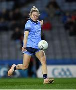 23 February 2019; Nicole Owens of Dublin during the Lidl Ladies NFL Division 1 Round 3 match between Dublin and Mayo at Croke Park in Dublin. Photo by Ray McManus/Sportsfile