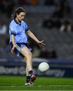 23 February 2019; Sinéad Ahern of Dublin during the Lidl Ladies NFL Division 1 Round 3 match between Dublin and Mayo at Croke Park in Dublin. Photo by Ray McManus/Sportsfile