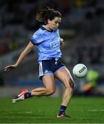 23 February 2019; Niamh McEvoy of Dublin during the Lidl Ladies NFL Division 1 Round 3 match between Dublin and Mayo at Croke Park in Dublin. Photo by Ray McManus/Sportsfile