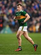 24 February 2019; Dara Maynihan of Kerry during the Allianz Football League Division 1 Round 4 match between Galway and Kerry at Tuam Stadium in Tuam, Galway.  Photo by Stephen McCarthy/Sportsfile