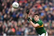 24 February 2019; Sean O'Shea of Kerry during the Allianz Football League Division 1 Round 4 match between Galway and Kerry at Tuam Stadium in Tuam, Galway.  Photo by Stephen McCarthy/Sportsfile