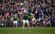 24 February 2019; Tommy Walsh of Kerry during the Allianz Football League Division 1 Round 4 match between Galway and Kerry at Tuam Stadium in Tuam, Galway.  Photo by Stephen McCarthy/Sportsfile