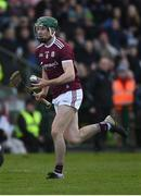 17 February 2019; Cathal Mannion of Galway during the Allianz Hurling League Division 1B Round 3 match between Galway and Dublin at Pearse Stadium in Salthill, Galway. Photo by Harry Murphy/Sportsfile
