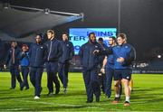 1 March 2019; Toyota Cheetahs players walk the pitch prior to the Guinness PRO14 Round 17 match between Leinster and Toyota Cheetahs at the RDS Arena in Dublin. Photo by Brendan Moran/Sportsfile