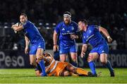 1 March 2019; Dave Kearney of Leinster is tackled by Aranos Coetzee of Toyota Cheetahs during the Guinness PRO14 Round 17 match between Leinster and Toyota Cheetahs at the RDS Arena in Dublin. Photo by Brendan Moran/Sportsfile