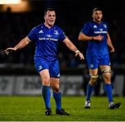 1 March 2019; Bryan Byrne of Leinster during the Guinness PRO14 Round 17 match between Leinster and Toyota Cheetahs at the RDS Arena in Dublin. Photo by Ramsey Cardy/Sportsfile