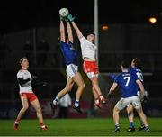 2 March 2019; Killian Clarke of Cavan in action against Connor McAliskey of Tyrone during the Allianz Football League Division 1 Round 5 match between Tyrone and Cavan at Healy Park in Omagh, Tyrone. Photo by Seb Daly/Sportsfile