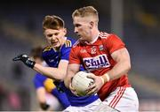 2 March 2019; Ruairi Deane of Cork in action against John Meagher of Tipperary during the Allianz Football League Division 2 Round 5 match between Tipperary and Cork at Semple Stadium in Thurles, Tipperary. Photo by Matt Browne/Sportsfile