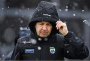 3 March 2019; Kerry manager Peter Keane prior to the Allianz Football League Division 1 Round 5 match between Kerry and Monaghan at Fitzgerald Stadium in Killarney, Kerry. Photo by Brendan Moran/Sportsfile