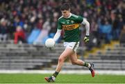 3 March 2019; Sean O'Shea of Kerry during the Allianz Football League Division 1 Round 5 match between Kerry and Monaghan at Fitzgerald Stadium in Killarney, Kerry. Photo by Brendan Moran/Sportsfile