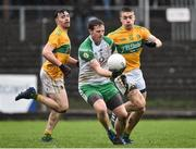 3 March 2019; Mark Gottsche of London during the Allianz Football League Division 4 Round 5 match between Leitrim and London at Avantcard Páirc Seán Mac Diarmada in Carrick-on-Shannon, Co. Leitrim. Photo by Oliver McVeigh/Sportsfile