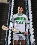 6 March 2019; Ballyhale Shamrock's Joey Holden ahead of the AIB GAA All-Ireland Senior Hurling Club Championship Final taking place at Croke Park on Sunday, March 17th. Having extended their sponsorship of both Club and County for another five years in 2018, AIB is pleased to continue its sponsorship of the GAA Club Championships for a 29th consecutive year. For exclusive content and behind the scenes action throughout the AIB GAA & Camogie Club Championships follow AIB GAA on Facebook, Twitter, Instagram and Snapchat. Photo by Stephen McCarthy/Sportsfile