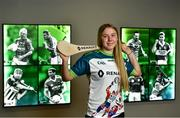 7 March 2019; Waterford Camogie player Niamh Murphy during the Renault GAA World Games 2019 Launch at Croke Park in Dublin. Photo by Eóin Noonan/Sportsfile