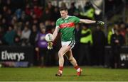 2 March 2019; Matthew Ruane of Mayo during the Allianz Football League Division 1 Round 5 match between Mayo and Galway at Elverys MacHale Park in Castlebar, Mayo. Photo by Piaras Ó Mídheach/Sportsfile
