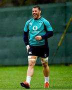 8 March 2019; Sean O'Brien during Ireland Rugby squad training at Carton House in Maynooth, Kildare. Photo by Ramsey Cardy/Sportsfile