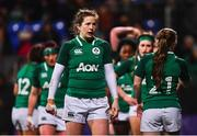 9 March 2019; Lauren Delany of Ireland dejected after conceding a try during the Women's Six Nations Rugby Championship match between Ireland and France at Energia Park in Donnybrook, Dublin. Photo by Ramsey Cardy/Sportsfile
