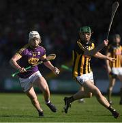 10 March 2019; Rory O'Connor of Wexford in action against Tommy Walsh of Kilkenny during the Allianz Hurling League Division 1A Round 5 match between Wexford and Kilkenny at Innovate Wexford Park in Wexford. Photo by Ray McManus/Sportsfile