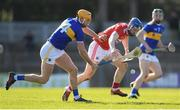 10 March 2019; Cormac Murphy of Cork in action against Séamus Callanan of Tipperary during the Allianz Hurling League Division 1A Round 5 match between Cork and Tipperary at Páirc Uí Rinn in Cork. Photo by Stephen McCarthy/Sportsfile
