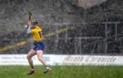 10 March 2019; Cathal Dolan of Roscommon during the Allianz Hurling League Division 3A Final match between Roscommon and Armagh at Páirc Tailteann in Navan, Meath. Photo by Tom Beary/Sportsfile